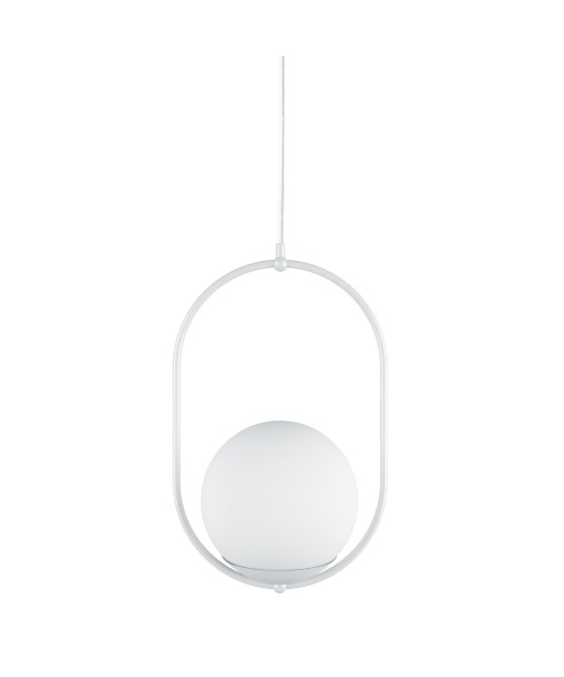 KOBAN B white Ceiling pendant lamp