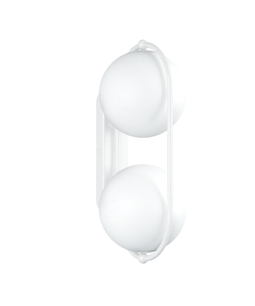 KOBAN E white wall lamp / sconce