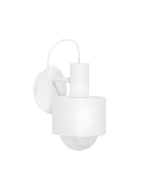 ENKEL KINKIET biała lampa ścienna / kinkiet