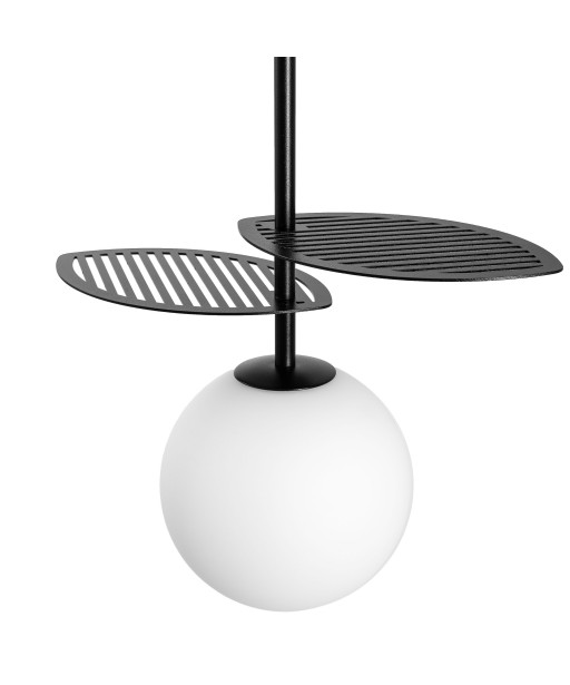 FYLLO A black ceiling pendant lamp