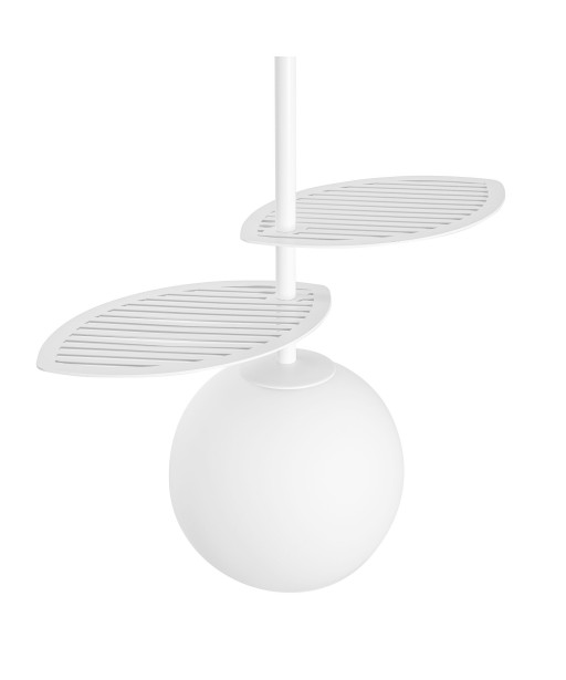 FYLLO A white ceiling pendant lamp