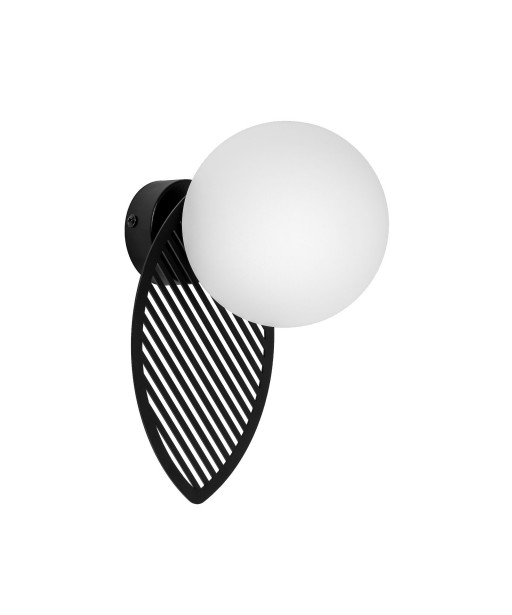 FYLLO B black wall lamp / sconce