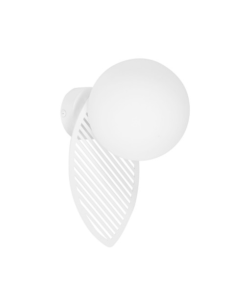 FYLLO B white wall lamp / sconce
