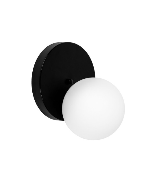 REFA A black wall lamp / sconce