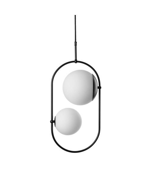 KOBAN C black ceiling pendant lamp