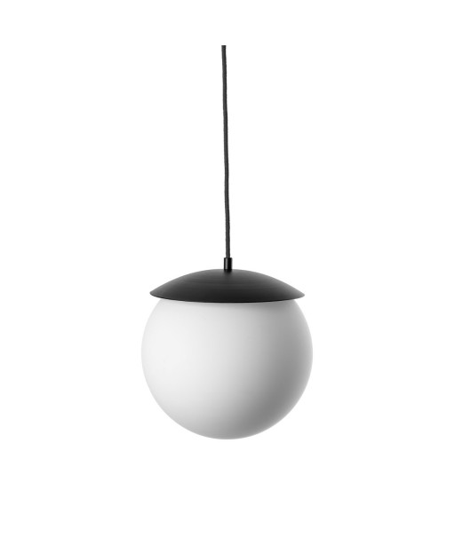 KUUL E black ceiling pendant lamp