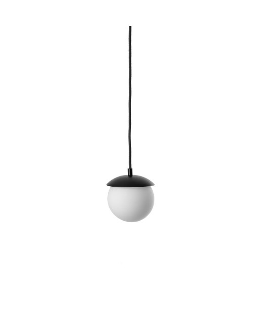 KUUL F black ceiling pendant lamp