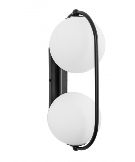 KOBAN E black wall lamp / sconce