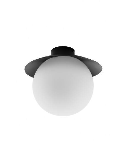 KUUL C black ceiling lamp / plafond
