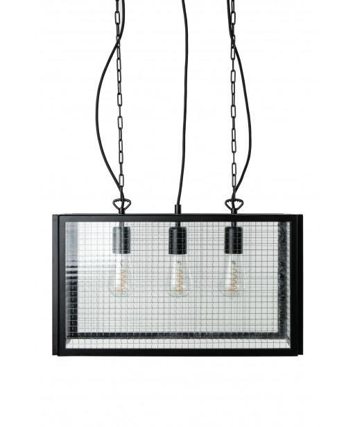 NET 3 sufitowa lampa wisząca